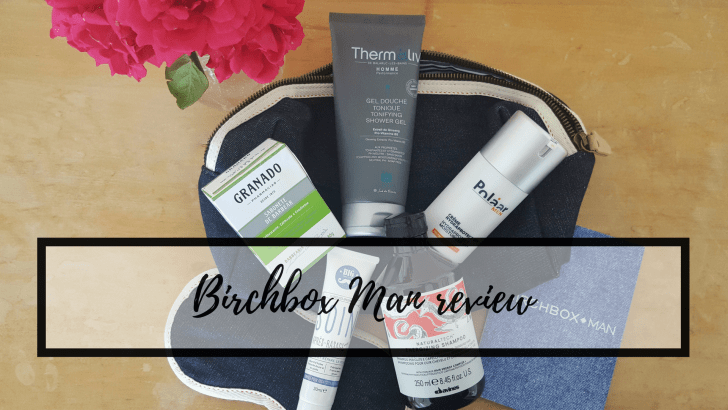 Birchbox Man Limited Edition review