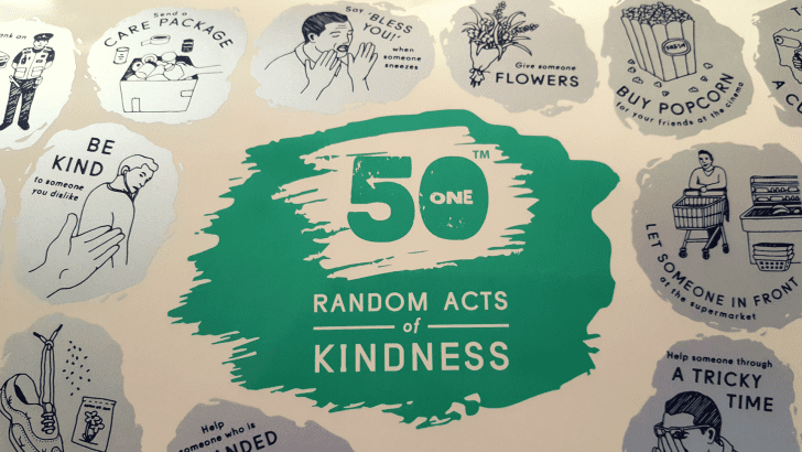 51 Random Acts of Kindness – Skratkz Poster Review