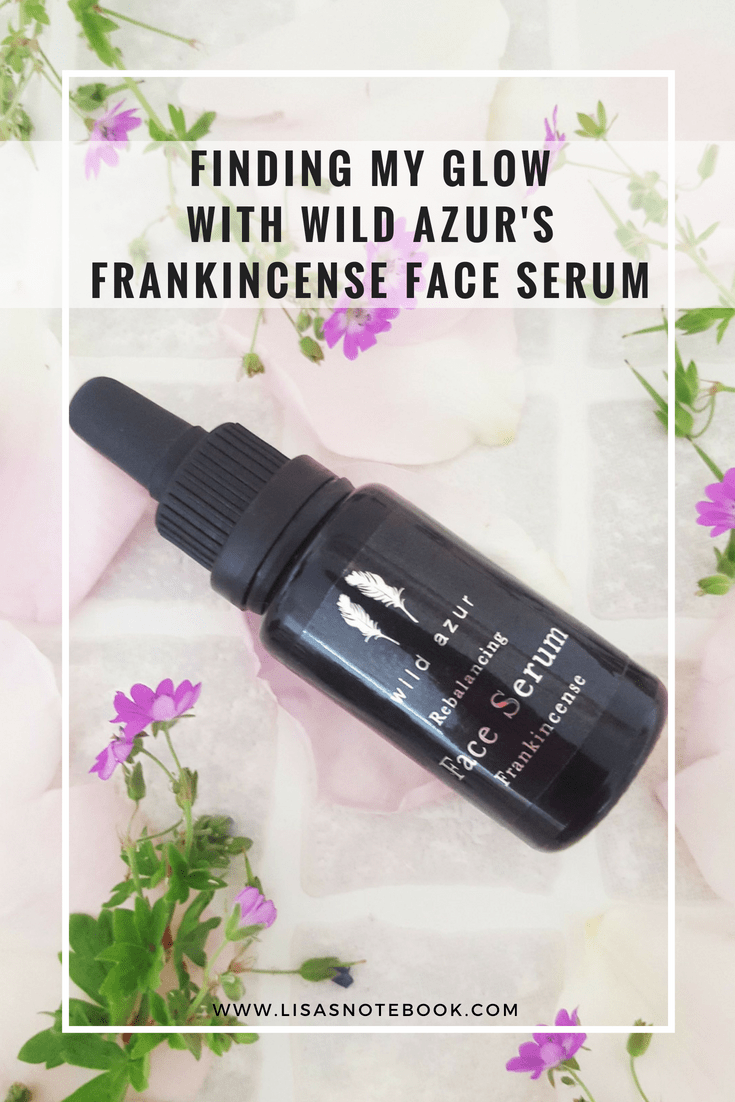 Finding-my-glow-with-Wild-Azur's-Frankincense-serum_www.lisasnotebook.com