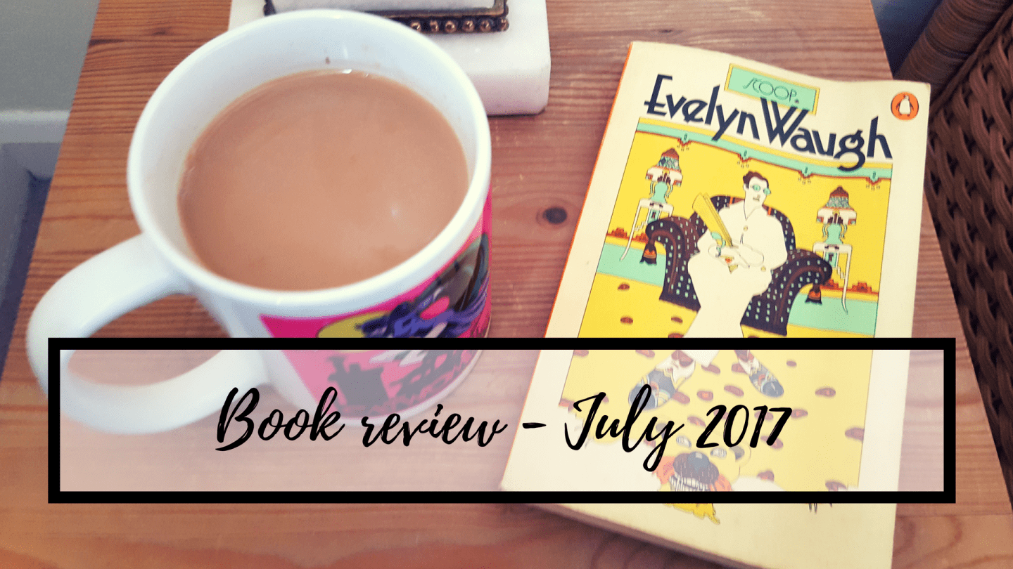 "July book review – ""Scoop"""