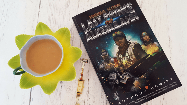 Book Review – Joshua N'Gon: Last Prince of Alkebulahn – Blog Tour