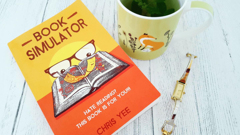 Book Review – Book Simulator  – #LoveBooksGroupTours