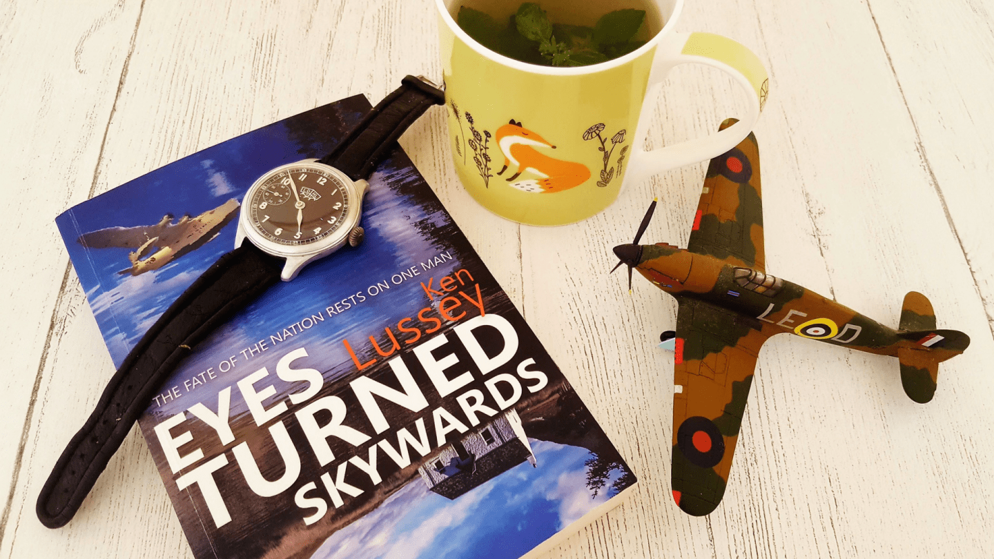 Book Review – Eyes Turned Skywards  – #LoveBooksGroupTours