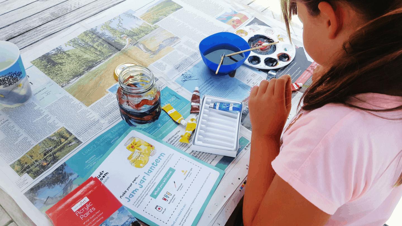 Mud and Bloom Kids Nature, Craft & Gardening June Box – review