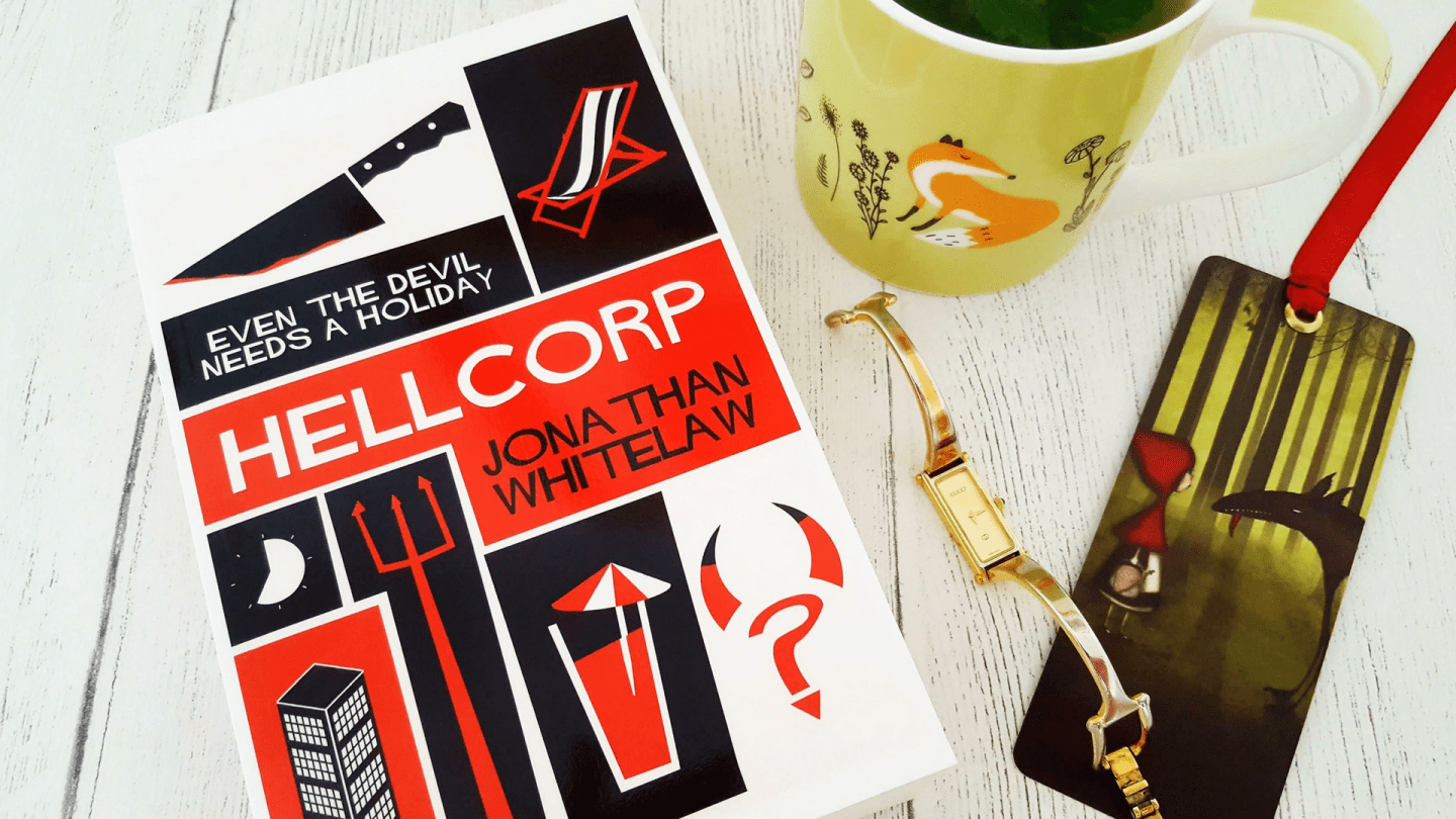 Book Review – HellCorp  – #LoveBooksGroupTours