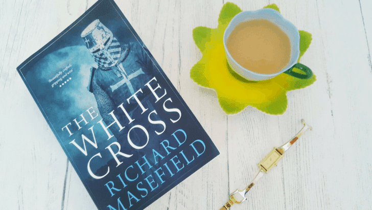 Book Review – The White Cross – #LoveBooksGroupTours
