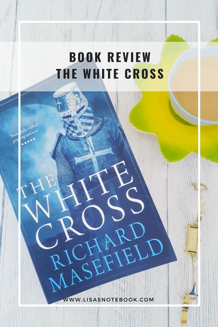 book-review-the-white-cross-lovebooksgrouptours_www.lisasnotebook.com