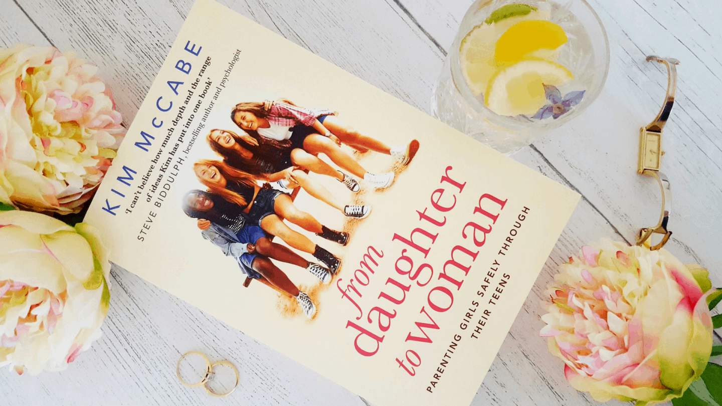 Book Review – From Daughter to Woman by Kim McCabe