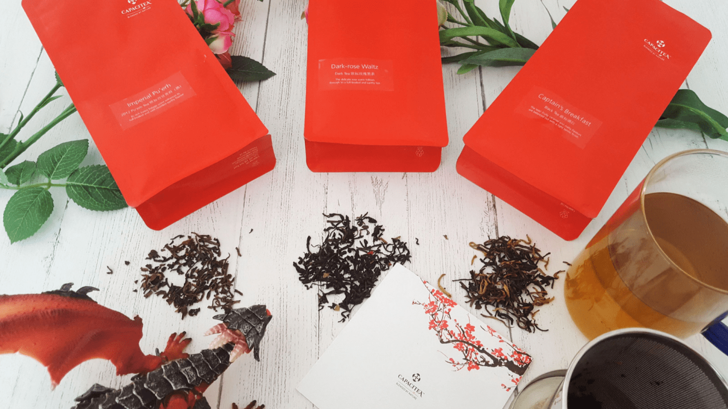 All the tea in China – drinking tea like the Chinese with Capacitea