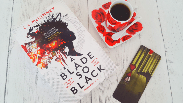 Book Review – A Blade So Black by L L McKinney – Titan Books