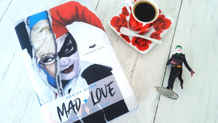 Book Review – Harley Quinn: Mad Love – Titan Books