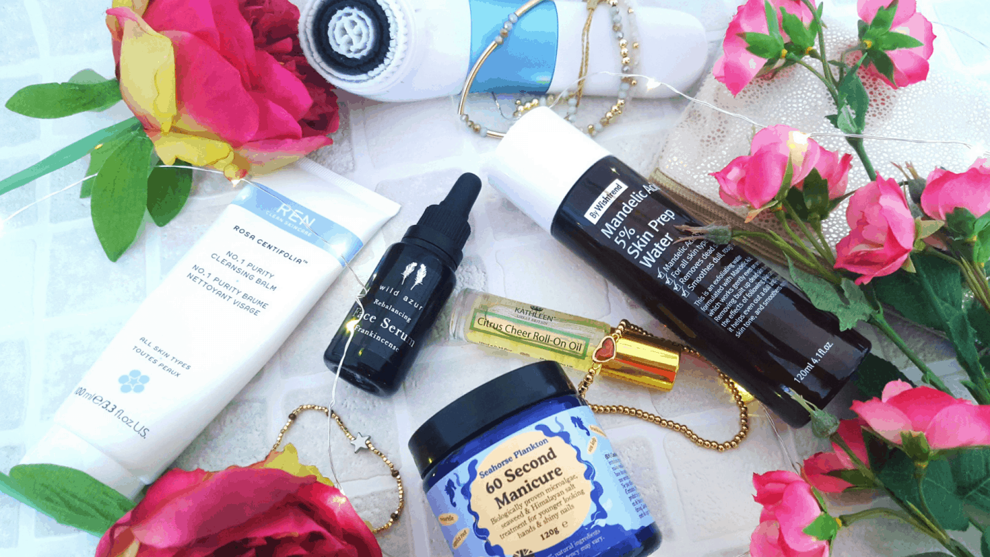 Beauty discoveries I can't live without (!)